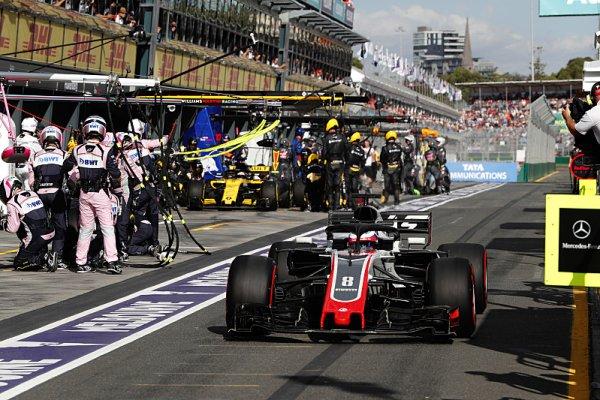 Force India a Haas se těší na rozpočtový strop