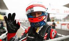 Grosjean vyrovnal nejlepší týmové postavení na startu