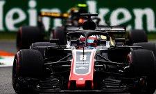Haas se odvolal proti Grosjeanově diskvalifikaci