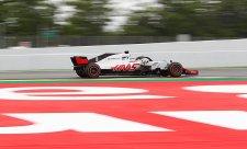 Magnussen: Jako bych byl na pole position
