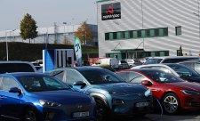 První 100 kW nabíjecí stanice v České republice