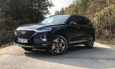 Svezli jsme se v novém Hyundai Santa Fe