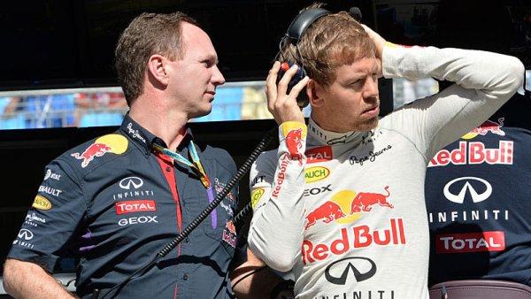 Vettel je podle jeho bývalých šéfů klidnější