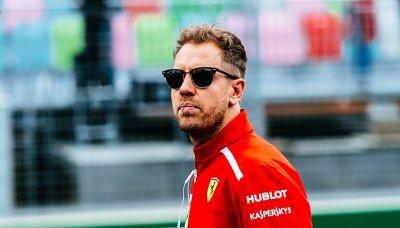 Vettela jako člověka nedefinuje F1