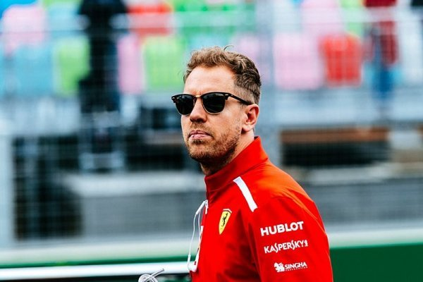Jste krátkozrací, vzkazuje Vettel nespokojeným fanouškům