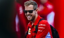 Vettel vysvětlil důvody havárie