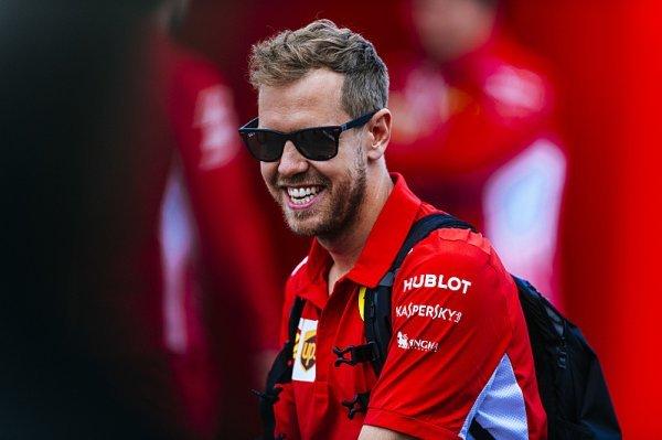 Proč navštívil Vettel Kanadu