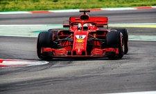 Vettelovi se blokovala kola