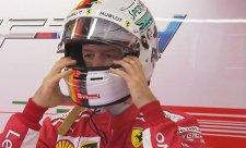 Odvážnému Vettelovi štěstí přálo