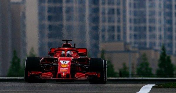 Vettel: Bránit se nemělo smysl