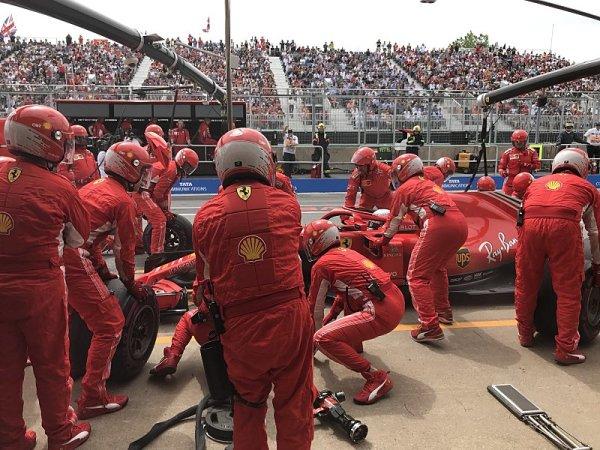 Vettelova hladká cesta k vedení v šampionátu