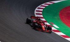 Vettel: Na normálních pneumatikách jsme mohli být horší