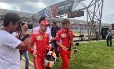 Italská média se obula do Vettela, jezdce dne