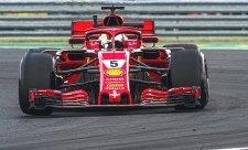 Vettel netušil, od koho dostal ránu