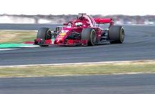 Lev Vettel překonal bolest a překvapil Bottase