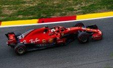 F1 si vzala zpět neoficiální rekord ve Spa
