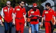 Ferrari nebude mít za Restu přímou náhradu