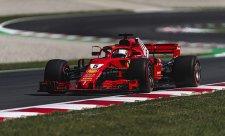 """FIA Ferrari zakázala """"stabilizátory zpětných zrcátek"""""""