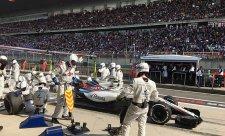 Williams už necítí bolest, obává se Coulthard