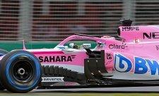 Pérez pomohl dostat Force India do insolvenčního řízení