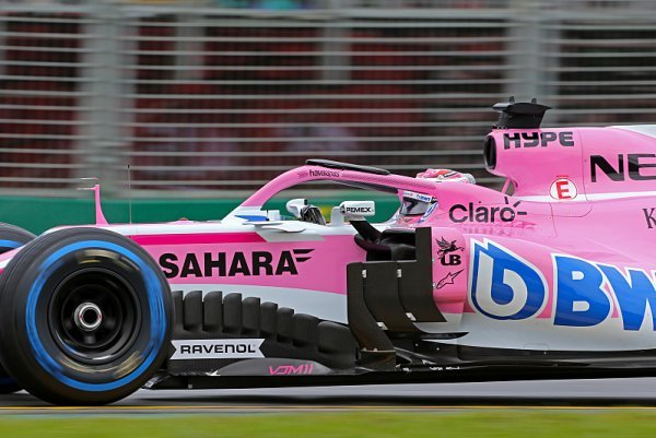 Force India prý bojuje o přežití