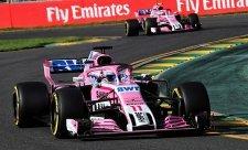 Force India je prý ve vážných finančních problémech