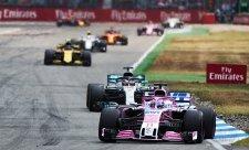 Racing Point ještě nepřilnul k Mercedesu