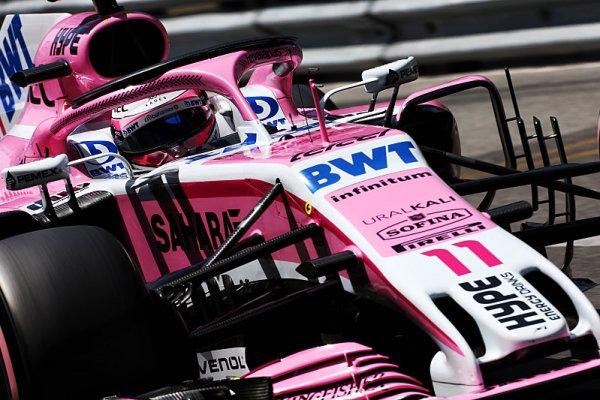 Tým Force India šokovala výpočetní síla konkurence
