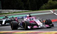 Pérez si včera věřil na pole position