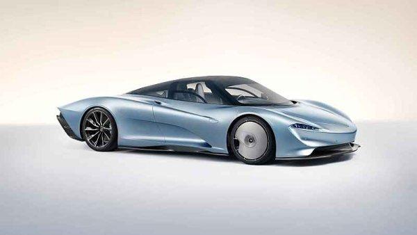 Nový McLaren Speedtail