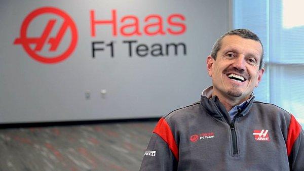 Haas zamítnutým protestem dosáhl svého