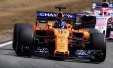 Alonso zariskoval příliš brzy