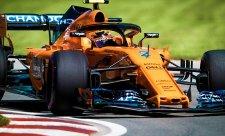 Alonso očekává těžký závod