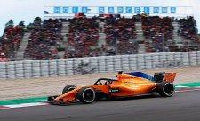 Alonso: Jedna zastávka byla dobrou volbou
