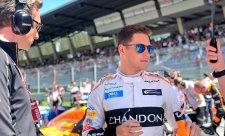 Vandoorne nepochybuje, že zůstane v McLarenu