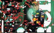 Verstappen vyhrál podruhé v sezoně a podruhé v Mexiku