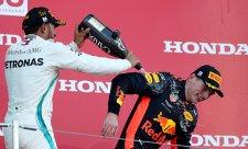 Verstappen považuje vyfasovaný trest za tvrdý