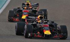 Ricciardo chtěl ještě jedno shoey