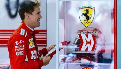 Pro Ferrari bude prioritou Vettel