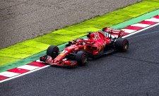 Vettel z kolize viní Verstappena