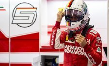Vettel nenašel správný brzdný bod