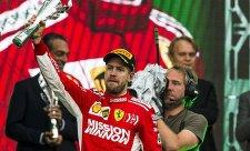 Vettelův ne právě nejlepší den života