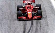 Vettel přijde o peníze, ale ne o pořadí