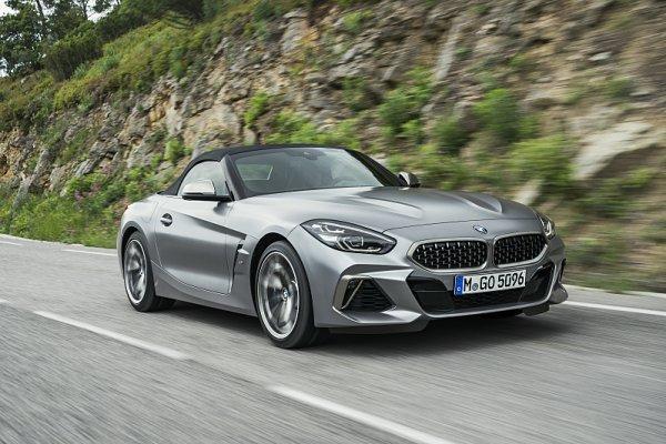 BMW Z4 se začalo vyrábět v Rakousku