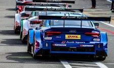 Audi nedalo v neděli soupeřům šanci
