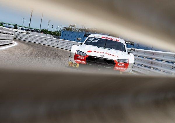 Kvalifikační nadvláda Audi v Itálii pokračuje