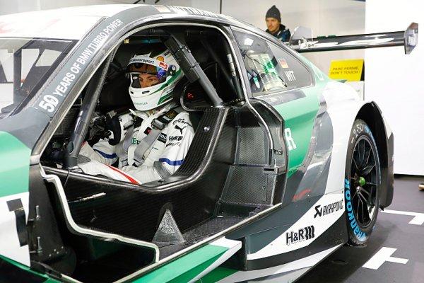 První pole position turbo éry vybojoval Wittmann
