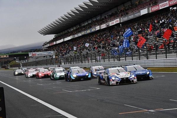 DTM ve stínu dominantní Super GT