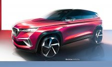 Překvapivý koncept Škoda Vision GT