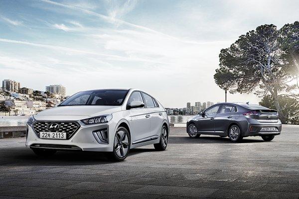 Hyundai Ioniq dostal facelift